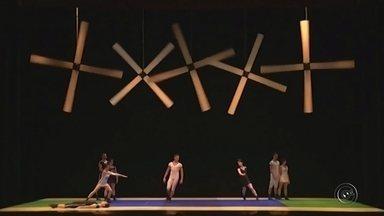"""Ourinhos recebe espetáculo de dança 'Velox' - Alpinismo, lutas marciais e dança são algumas das técnicas para tornar o espetáculo """"Velox"""" ainda mais atraente ao público de Ourinhos (SP)."""