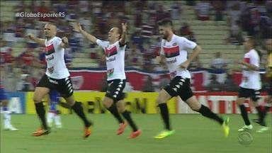 Brasil-Pel volta ao Castelão para enfrentar o Ceará - Capital cearense foi palco do acesso à Série B, no ano passado.