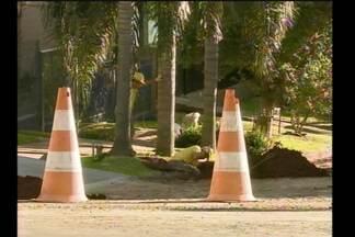 Obras de esgoto em ritmo intenso em Santa Rosa, RS - O diretor de expansão da Corsan explica as prioridades e o investimento feito até agora.