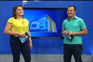 Confira as notícias do esporte na Região do Cariri - Saiba mais em GloboEsporte.com/ce.