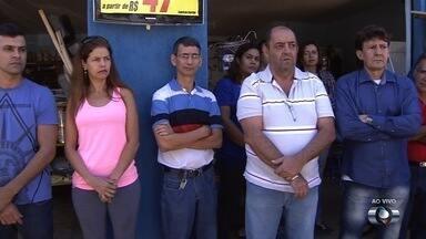 Moradores reclamam de insegurança no Jardim Santo Antônio, em Goiânia - Comerciantes relatam inúmeros casos de assaltos.