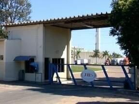 Anúncio de fechamento de frigorífico preocupa funcionários e moradores - Situação ocorre em Presidente Epitácio.