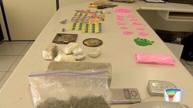 Suspeito de tráfico é preso na zona sul de São José - Ele vendia drogas sintéticas em festas na região, diz polícia.