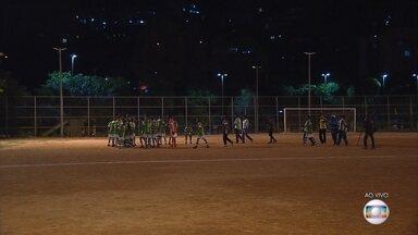 Times disputam semifinais do Torneio Corujão - Finalistas serão conhecidos nesta terça-feira.