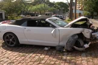 Polícia Civil colhe depoimentos sobre o assassinato de um empresário de Guarulhos, em Mogi - Empresário foi morto a tiros dentro do carro, depois de sair de uma casa noturna.