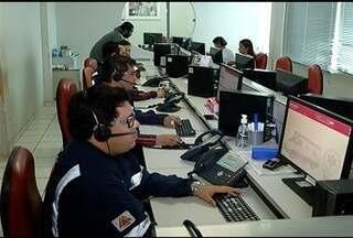 Samu registra média de sete mil trotes por mês - Para diminuir ocorrências de trotes ao serviço, socorristas realizam aulas educativas.