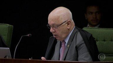 Teori nega pedido de prisão de quatro líderes do PMDB - Janot tinha pedido prisão de Sarney, Jucá, Renan e Cunha