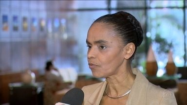 Marina nega caixa 2 da OAS na campanha presidencial de 2010 - Segundo jornal, Léo Pinheiro prometeu detalhar esquema em delação. Marina foi candidata pelo Partido Verde e ficou em terceiro lugar.