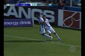 Veja os melhores momentos de Paysandu 1 x 0 Avaí - Veja os melhores momentos de Paysandu 1 x 0 Avaí
