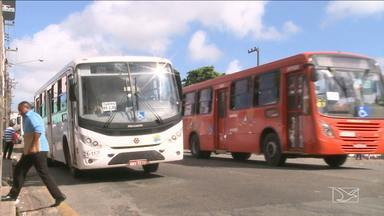 Falta de conservação de ônibus causa acidentes em São Luís - Criança de 11 anos foi atropelada por um ônibus nesta terça-feira (14). Segundo familiares, o ônibus que o atropelou não estava em condições favoráveis de uso. os seis pneus estariam carecas.