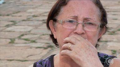 Moradores de Sigefredo Pacheco estão chocados e assustados com caso de estupro - Moradores de Sigefredo Pacheco estão chocados e assustados com caso de estupro