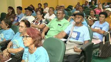 Audiência pública em Santarém alerta para violência contra os idosos - Nesta quarta-feira (15) é o dia de conscientização a violência. A data busca sensibilizar a sociedade em prol do combate a todo e qualquer tipo de violência.