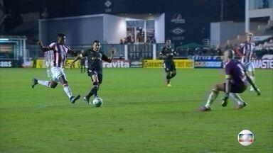 Náutico perde para o Vasco fora de casa por 3 a 1 - Gol da equipe alvirrubra foi de Rafael Pereira, mas a força do líder da Série B prevaleceu.