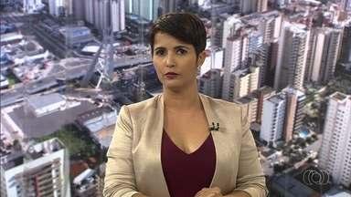 Confira os destaques do JA 1ª edição desta quarta-feira (15) - Entre os principais assuntos está a denúncia de um suposto estupro na UFG, em Goiânia.