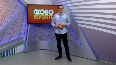 Confira o Globo Esporte Sergipe desta quarta-feira (15/06/2016) - Programa estacou o treino do Sergipe e uma academia comunitária de Aracaju.