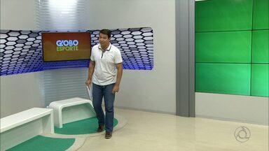Assista à íntegra do Globo Esporte PB desta quarta-feira (15.06.15) - Confira as últimas notícias do esporte paraibano.