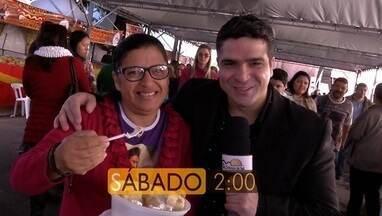 Neste sábado (11), vamos saber se o Falcão achou a aliança no bolo de Santo Antônio - Neste sábado (11), vamos saber se o Falcão achou a aliança no bolo de Santo Antônio