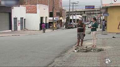 Aumento no número de assaltos preocupa moradores de Caruaru - Casos têm crescido na Avenida Leão Dourado.