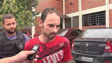 Acusado de matar estudante, em Ponta Grossa, deve ir a Júri Popular - Paulo Spinardi é acusado de ter matado Cíntia Souza, em 2015. Ainda cabe recurso à decisão.