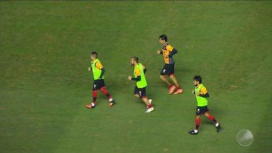 Vitória tem desafio em jogo contra o São Paulo nesta quarta (15) - Partida começa às 19h30, no estádio do Morumbi.