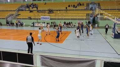 NBPG vence a primeira na Supercopa Brasil de basquete masculino - Time de Ponta Grossa venceu o Vizinhança do Distrito Federal e ainda busca vaga para as semifinais