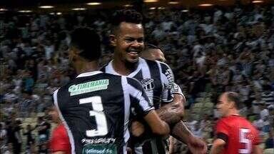 Ceará viaja para enfrentar o Joinville após vitória contra o Brasil de Pelotas - Ceará fez 3 a 0 no Brasil de Pelotas, com gols de Bill.