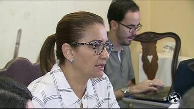 Reunião discute segurança no Pátio de Eventos em Caruaru - Tropa de choque será acionada para shows do dia 25.