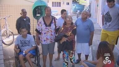 Pacientes de Santana que fazem hemodiálise em Macapá estão sem transporte - Pacientes de Santana que precisam vir para Macapá para fazer hemodiálise estão sem o transporte que parou por falta de pagamento.