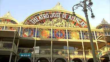 Teatro José de Alencar completa 106 anos com programação cultural especial - Toda a programação cultural é gratuita e conta com uma remontagem da primeira peça encenada na inauguração do Teatro.