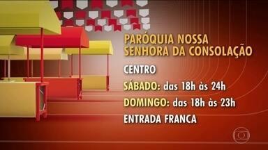 Veja as sugestões de festas juninas que acontecem neste final de semana, em São Paulo - São várias opções para curtir a quadrilha e o quentão. Tem festa no Centro, na Vila Mariana, na Zona Leste e no Museu do Futebol.