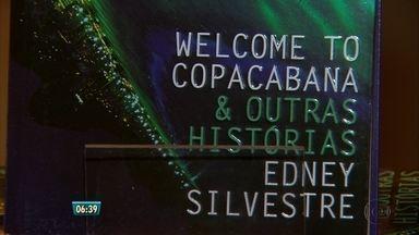 Edney Silvestre lança novo livro no Recife - Jornalista da Rede Globo é autor de 'Welcome to Copacabana', que traz 20 histórias na cidade do Rio de Janeiro. Esse é o oitavo título que publica.