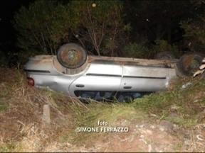 Adolescente de 17 anos morre em acidente na BR 470 - Acidente aconteceu em Veranópolis, RS.