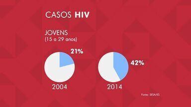 Em Movimento: papo sobre HIV - Diego Araujo foi desafiado por Lu Gama a fazer um teste de HIV. Ele aproveitou para falar sobre o assunto.