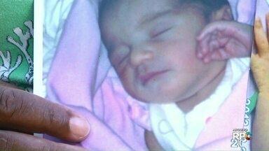 Criança desaparecida volta pra casa em Paranavaí - A pequena Heloísa sumiu junto com a mãe Patrícia em janeiro de 2014. Desde então, a família não teve mais notícias.