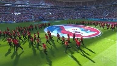 Conheça Lyon, onde França e Irlanda se enfrentam neste domingo - Juninho Pernambucano brilhou muito no time da cidade