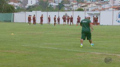 Boa Esporte se prepara para enfrenta o Mogi Mirim pela Série C do Brasileirão - Boa Esporte se prepara para enfrenta o Mogi Mirim pela Série C do Brasileirão
