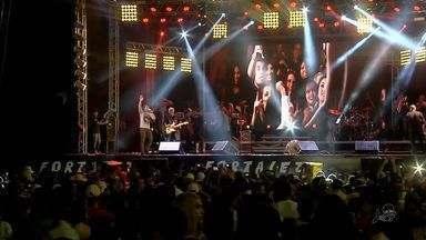 Neste sábado tem mais um São João de Fortaleza - Evento reúne cantores populares da região.
