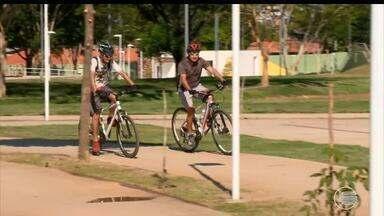 Parque Estação da Cidadania: teresinenses ganham novo espaço de lazer e esportes - Parque Estação da Cidadania: teresinenses ganham novo espaço de lazer e esportes