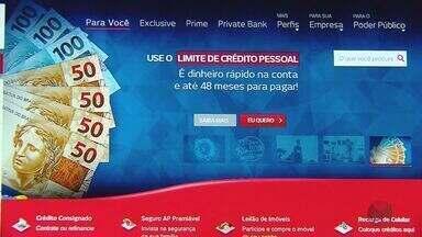 Brasileiros recorrem a empréstimos para comprar bens ou quitar dívidas - Brasileiros recorrem a empréstimos para comprar bens ou quitar dívidas