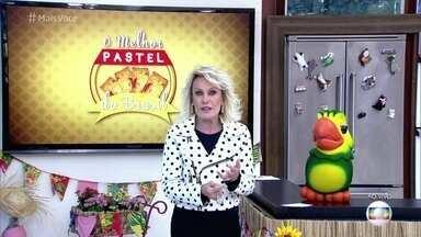 Ainda dá tempo de participar do concurso 'Melhor Pastel do Brasil' - Inscreva sua receita e participe!
