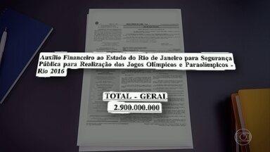 Michel Temer assina medida provisória para liberar socorro financeiro de quase R$ 3 bi - O Tribunal de Contas da União deu sinal verde para a liberação de recursos pelo Governo Federal para o Rio de Janeiro.