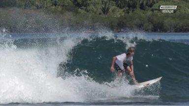 Surfe Inesquecível Em Macarronis