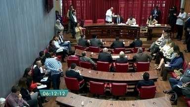 Após duas sessões, CPI da Merenda para durante recesso parlamentar - A CPI da Merenda foi criada em 30 de maio para investigar a suspeita de fraude do fornecimento de alimentos para escolas estaduais.