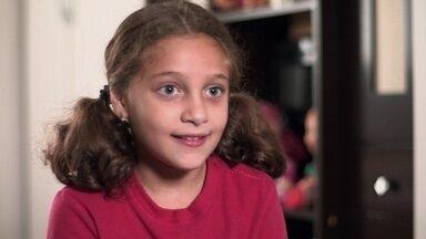 Posso Ajudar? Rendimento escolar - Posso ajudar vai dar aquela força para melhorar as notas da Maria Catharina, de 8 anos.