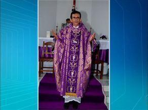 Padre vítima de acidente no Tocantins continua na UTI no Hospital Geral de Palmas - Padre vítima de acidente no Tocantins continua na UTI no Hospital Geral de Palmas