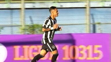 Botafogo vence Santa Cruz em Juiz de Fora e deixa zona de rebaixamento - Pernambucanos seguem entre os quatro últimos.