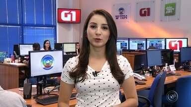 Confira os destaques do portal G1 desta segunda-feira - Confira os destaques do portal G1 em Sorocaba e Jundiaí desta segunda-feira (4) com a repórter Mayara Correa.