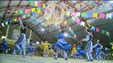 Concurso de Quadrilha Junina animou Belém do São Francisco no final de semana - Mesmo em julho, o clima de festa junina continua tomando conta da região.