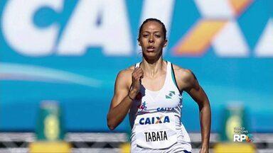 Atleta de Maringá é convocada para Olimpíada do Rio de Janeiro - Tabata Vitorino conseguiu o índice olímpico no Troféu Brasil Caixa de Atletismo.