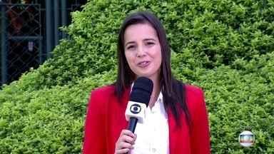 Bauza fecha treino e mantem mistério do São Paulo que enfrenta o Atlético Nacional - Bauza fecha treino e mantem mistério do São Paulo que enfrenta o Atlético Nacional